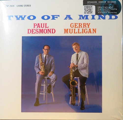 Paul Desmond - Two Of A Mind (Speakers Corner)