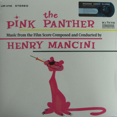 Henry Mancini - The Pink Panther (Music From The Film Score