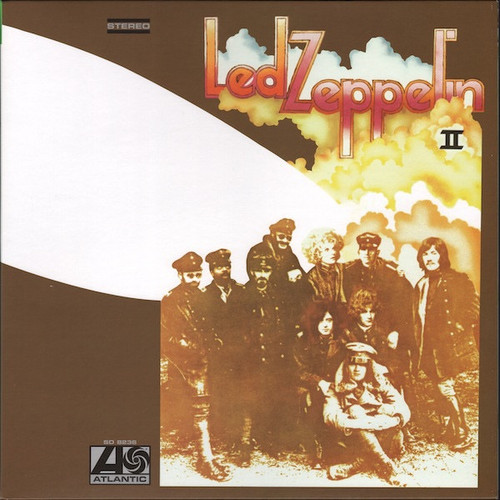 Led Zeppelin - Led Zeppelin (Classic Records 200g - 2005 pressing)