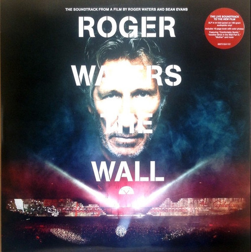 Roger Waters - The Wall (3-LP trifold covers s 16 page booklet)