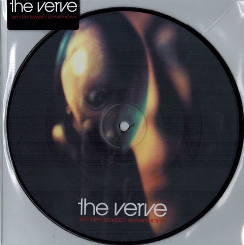 "The Verve - Bittersweet Symphony (2013 7"" Picture Disc Reissue)"