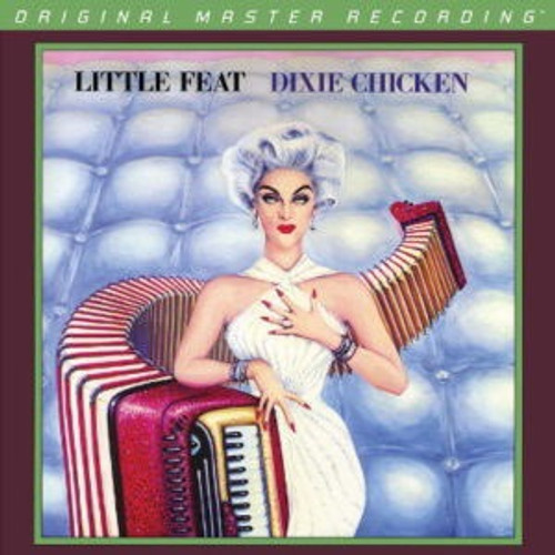 Little Feat Dixie Chicken ( Limited Edition numbered Mobile Fidelity)