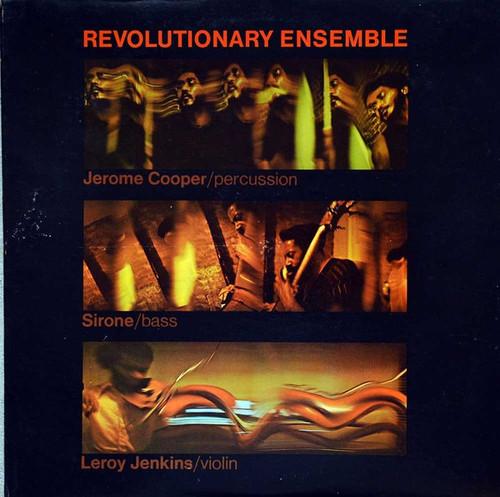 The Revolutionary Ensemble - Vietnam 1 & 2 - (ESP Disk)