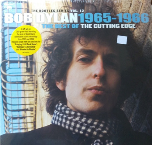 Bob Dylan - The Best Of The Cutting Edge 1965-1966 (3-LP box VG+)