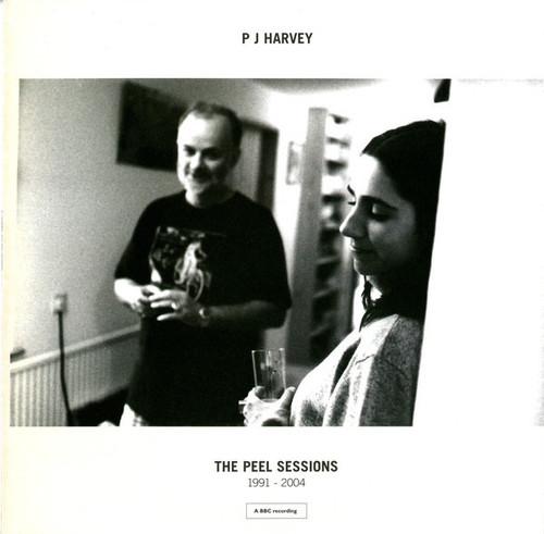 PJ Harvey - The Peel Sessions 1991 - 2004 ( Vinyl NM , sleeve has edge wear)