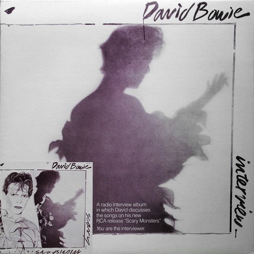 David Bowie - The David Bowie Interview (Promo for Scary Monsters)