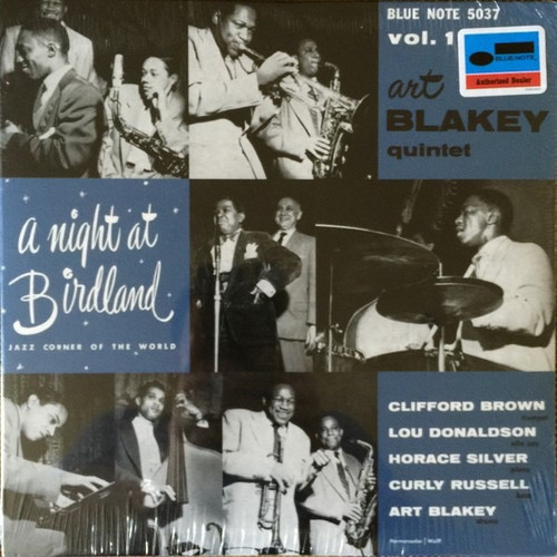 Art Blakey Quintet - A Night At Birdland, Volume 1