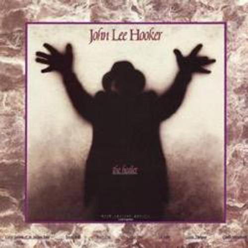 John Lee Hooker - The Healer ( Canadian pressing NM)