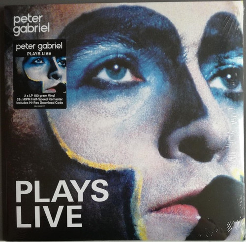 Peter Gabriel - Plays Live ( Half Speed Master)