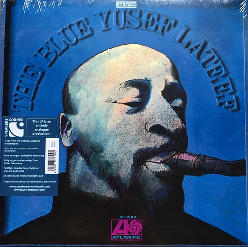Yusef Lateef - The Blue Yusef Lateef ( Speakers Corner)