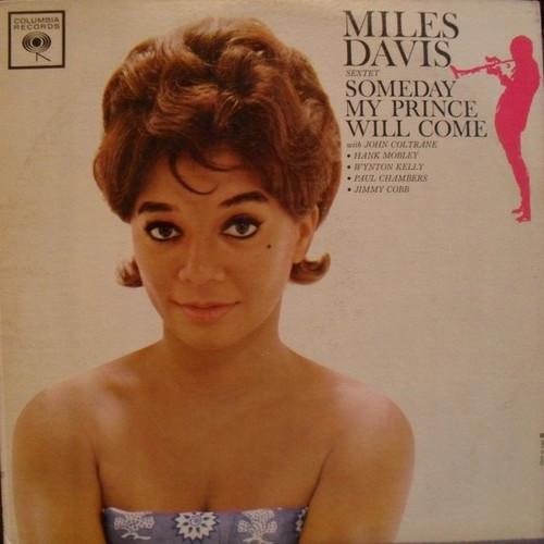 The Miles Davis Sextet - Someday My Prince Will Come ( 6 eye Mono VG+)