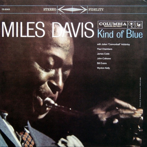 Miles Davis - Kind Of Blue ( 1995  Classic Records in NM condition)
