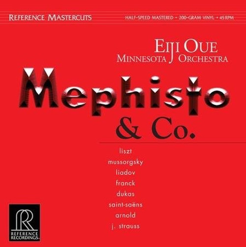Eiji Oue - Mephisto & Co (Reference Recordings Half Speed Master)