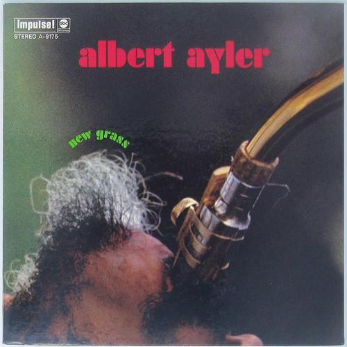 Albert Ayler - New Grass (Sleeve NM / Record VG+)