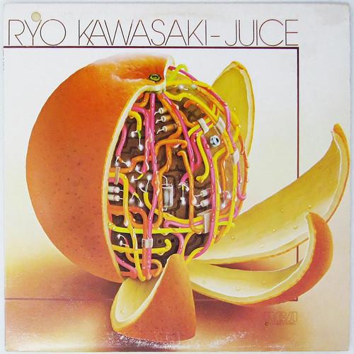 Ryo Kawasaki - Juice