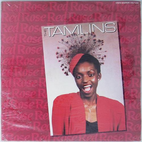 The Tamlins - Red Rose (SEALED)