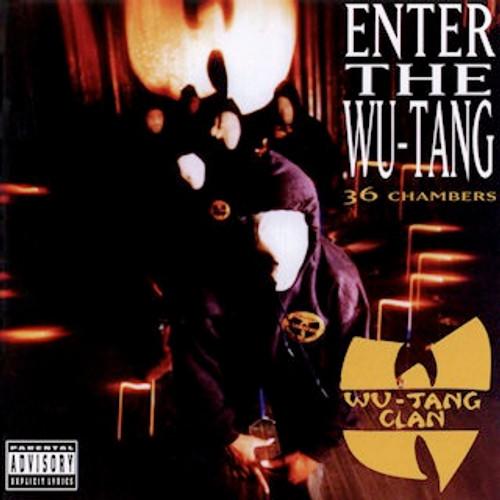 The Wu-Tang Clan - Enter The Wu-Tang