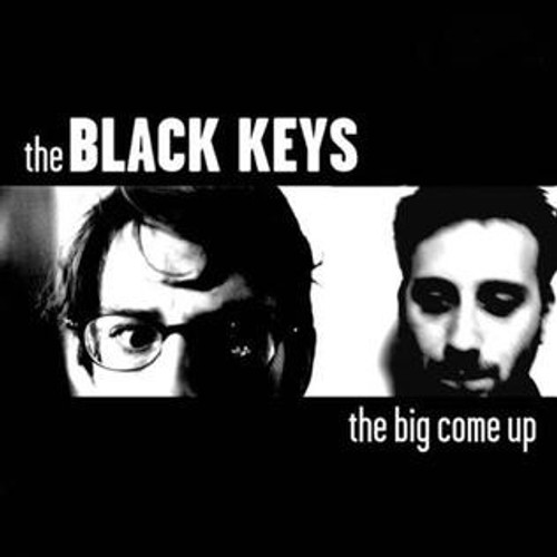 The Black Keys - The Big Come Up (Limited Edition Coloured Vinyl)