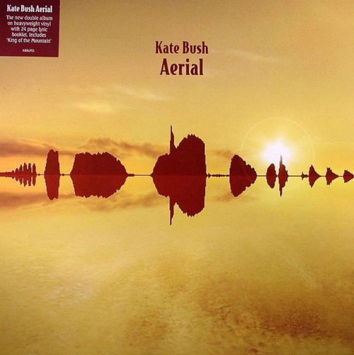 Kate Bush - Aerial ( 2005 Release -Vinyl is NM)