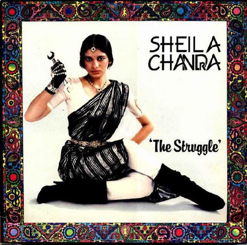 Sheila Chandra - The Struggle ( UK import)
