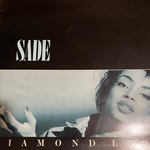 Sade - Diamond Life (UK Import VG+)