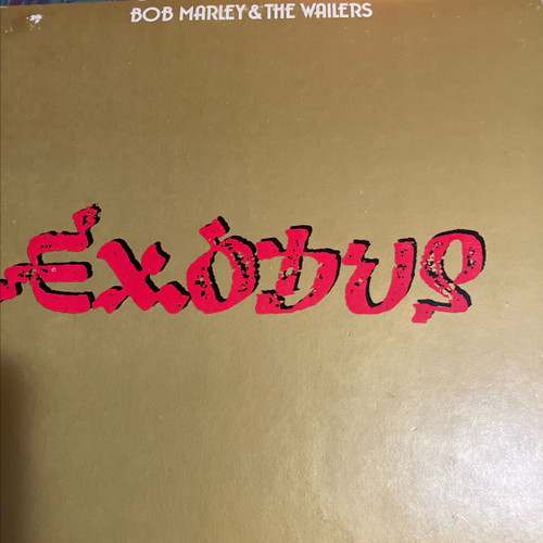 Bob Marley & The Wailers - Exodus (  Spanish Import VG+)