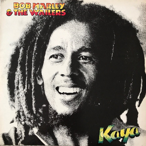 Bob Marley & The Wailers - Kaya ( Original UK Pressing)