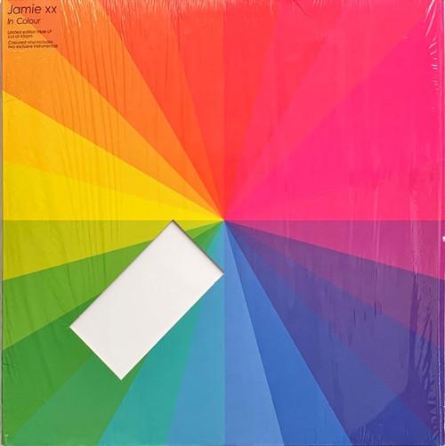 Jamie xx - In Colour ( Limited Edition 3 LP - Coloured Vinyl)