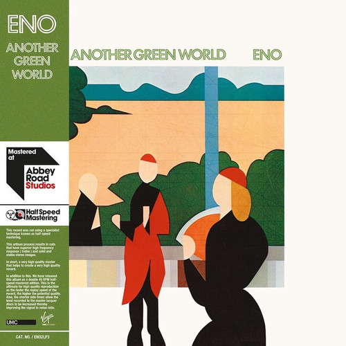 Brian Eno - Another Green World ( Abbey Road Half Speed Master)