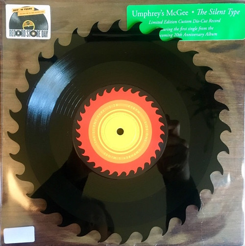 Umphrey's McGee - The Silent Type (Limited Edition only 1800 made)