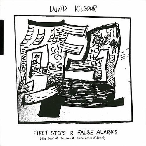 David Kilgour - First Steps & False Alarms ( with insert)