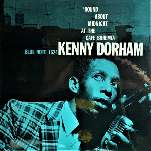 Kenny Dorham - 'Round About Midnight At The Cafe Bohemia ( Music Matters 180g 45 RPM)