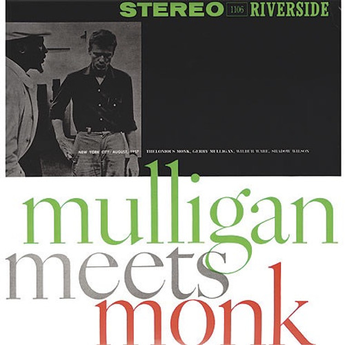 Thelonious Monk - Mulligan Meets Monk ( Analogue Productions number 1000)