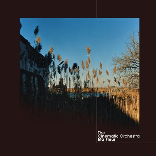 The Cinematic Orchestra - Ma Fleur ( Limited Edition On Blue Vinyl)