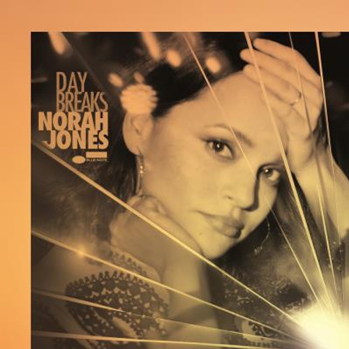 Norah Jones - Day Breaks (2016 release on Orange Vinyl)