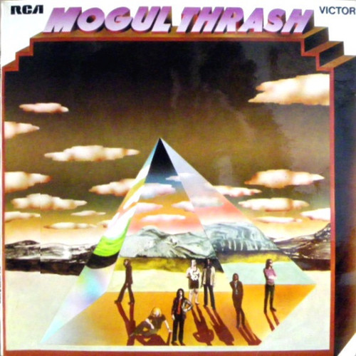 Mogul Thrash - Mogul Thrash ( 1971 1st pressing)