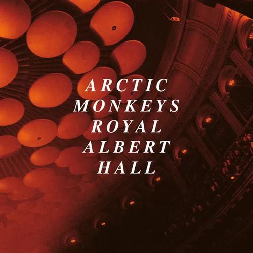 Arctic Monkeys - Royal Albert Hall (2LP Limited Edition Clear Vinyl)
