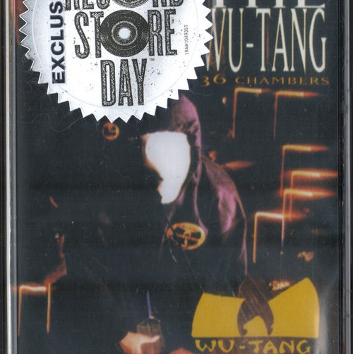 Wu-Tang Clan - Enter The Wu-Tang (36 Chambers) ( Limited Edition cassette)