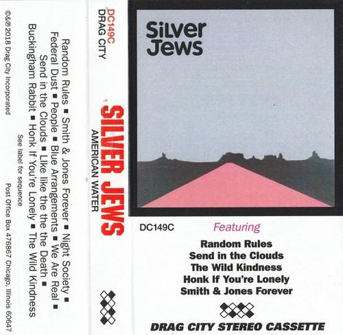 Silver Jews - American Water (Cassette)