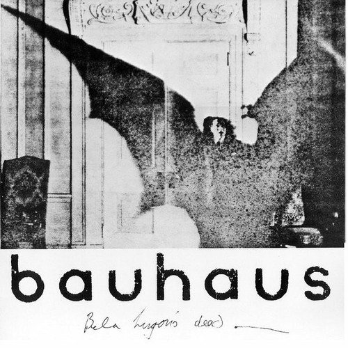 Bauhaus - Bela Lugosi's Dead ( early UK, vinyl in NM condition)