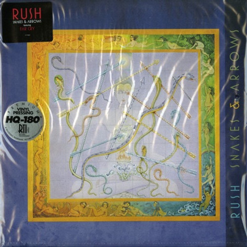 Rush - Snakes & Arrows ( 2007 - out of print)