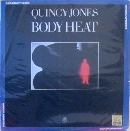 Quincy Jones - Body Heat (Quadraphonic )