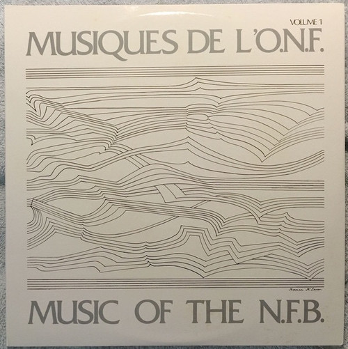Maurice Blackburn - Musiques De L'O.N.F. / Music Of The N.F.B. - Volume 1 (Sealed)