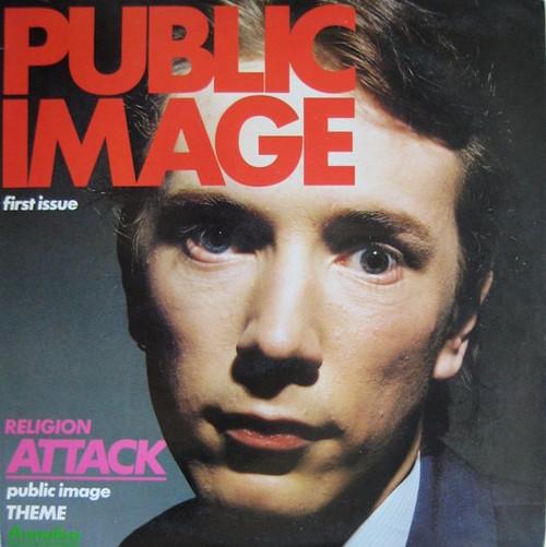 Public Image Limited - Public Image (UK First Issue)
