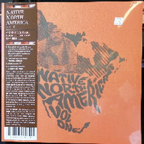 Native North America Vol. 1