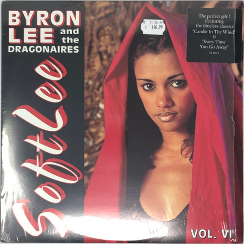 Byron Lee and the Dragonaires - Soft Lee VI