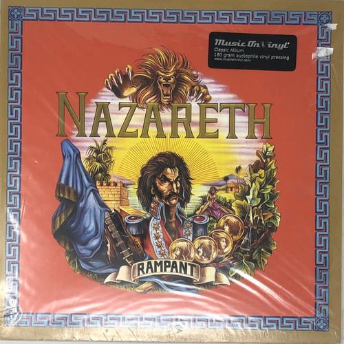 Nazareth - Rampant (MOV Pressing)
