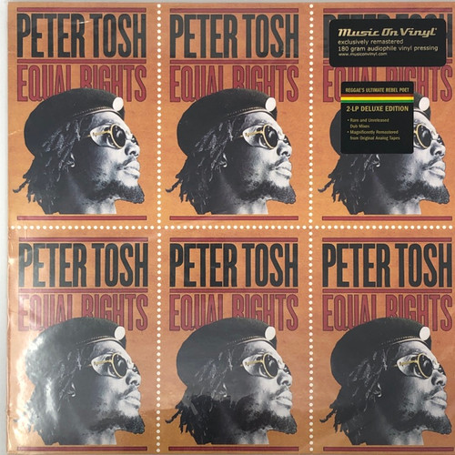 Peter Tosh -  Equal Rights (MOV 2 LP Deluxe Edition)
