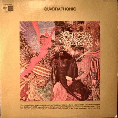 Santana - Abraxas (Quadraphonic)