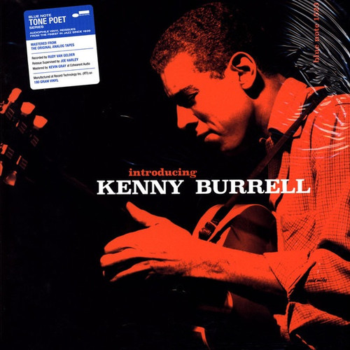 Kenny Burrell - Introducing Kenny Burrell ( Tone Poet)